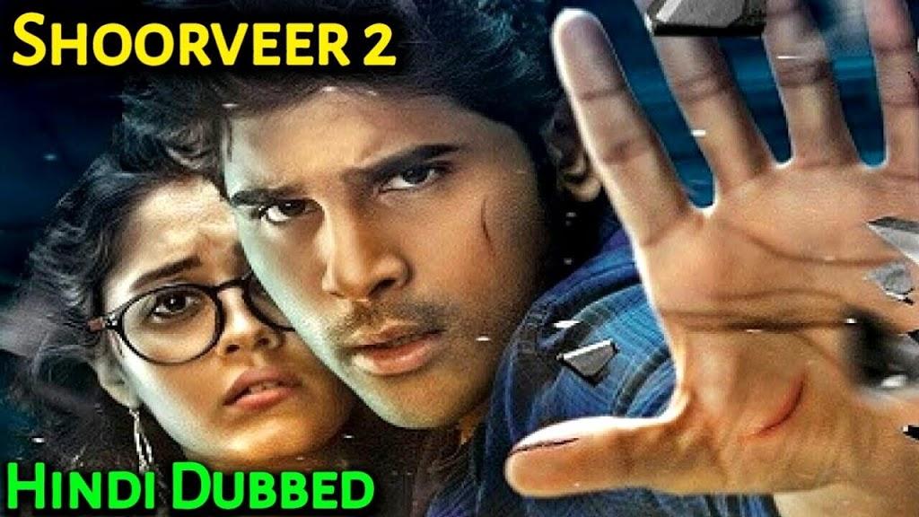 Shoorveer 2 dubbed movie / Okka kshanam