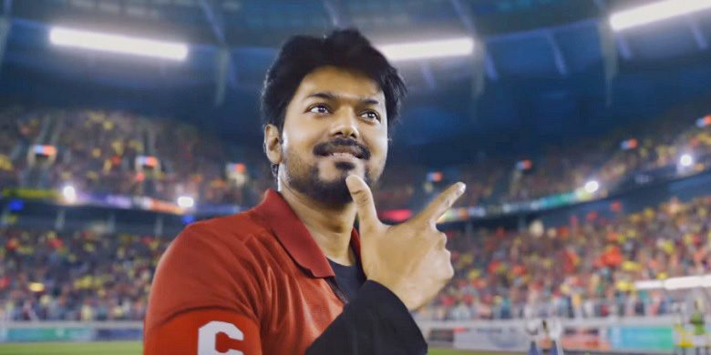 Bigil Hindi Movie leaked by Tamilrockers