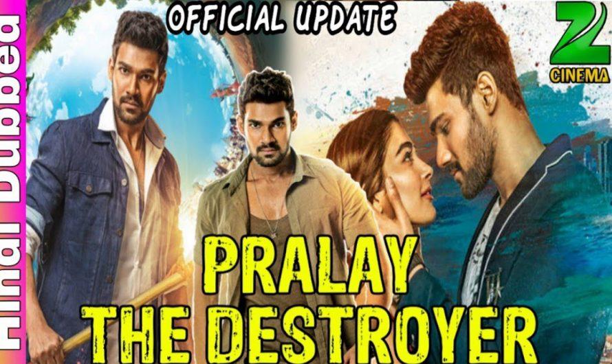 Saakshyam Hindi Dubbed Full Movie | Pralay The Destroyer (Saakshayam) In Hindi