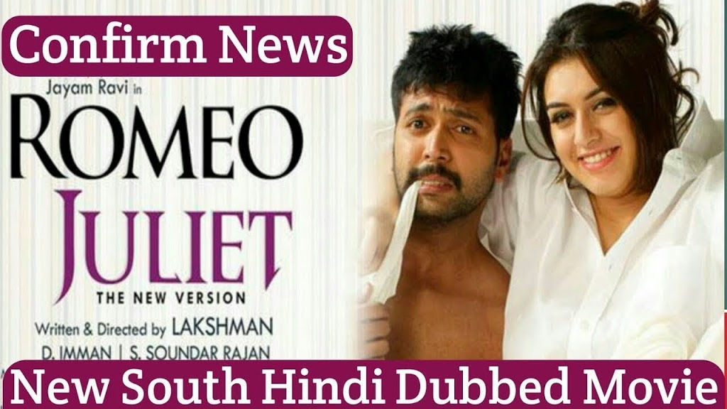 Romeo Juliet Hindi Dubbed Full Movie | Jayam Ravi Romeo Juliet in Hindi