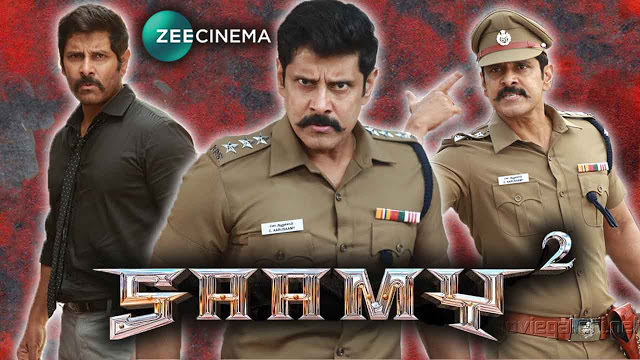 Saamy 2 Hindi Dubbed Full Movie | Saamy 2 in Hindi