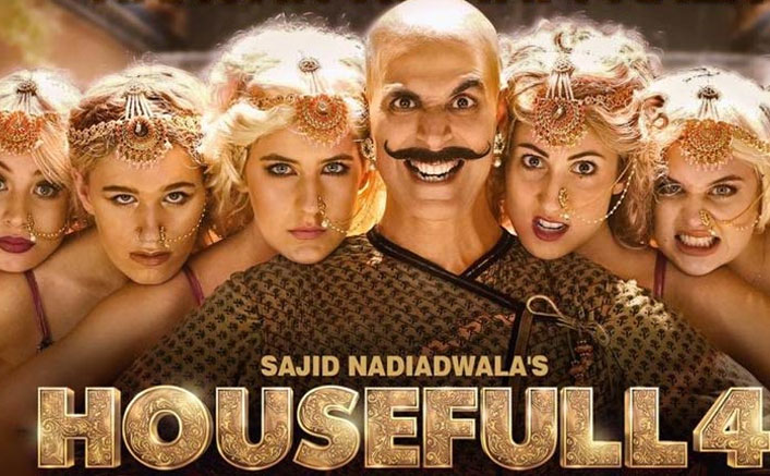 Housefull 4 (2019) Hindi  Comedy Movie