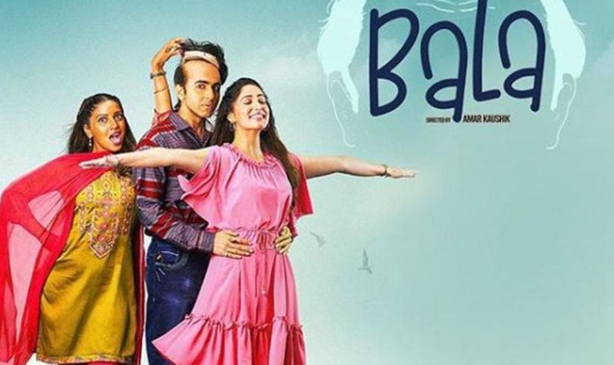 Bala Full Hindi Movie Leaked by Tamilrockers