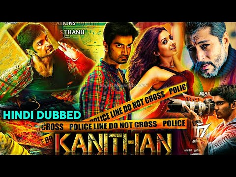 Kanithan Hindi Dubbed Full Movie | Tamil Movie Kanithan In Hindi