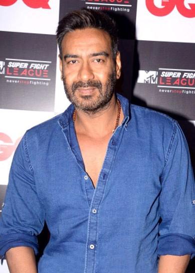 Ajay in Tanhaji