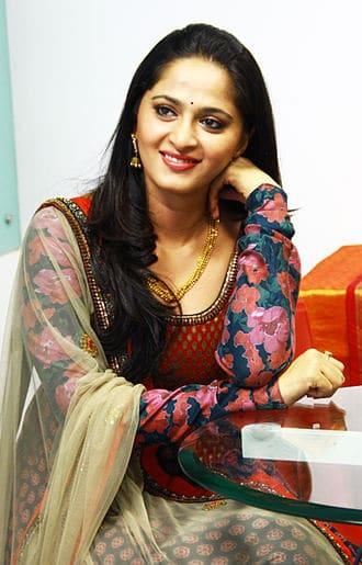 anushka in Sye Raa Narasimha Reddy