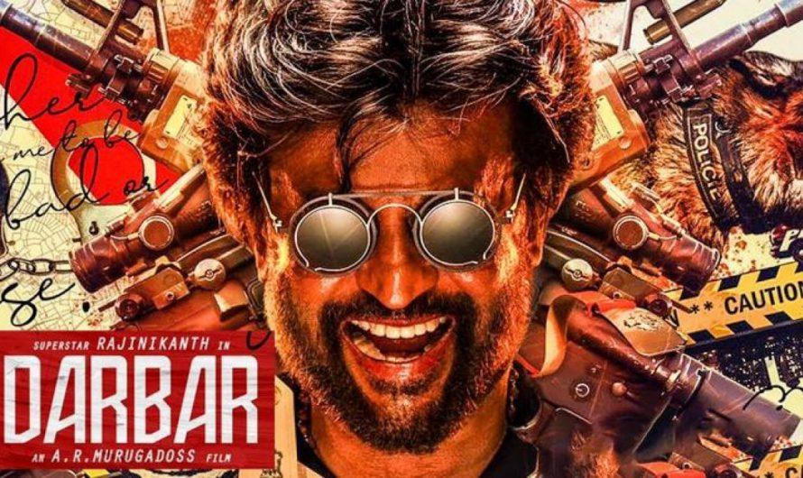 Darbar Movie|Rajinikanth|Dubbed in Hindi