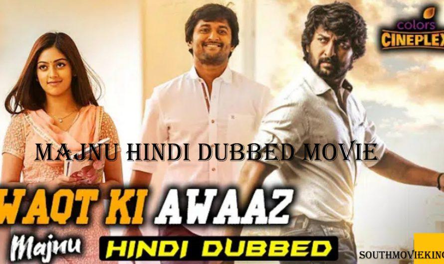 Majnu Full Hindi Dubbed Movie|Waqt Ki Awaz