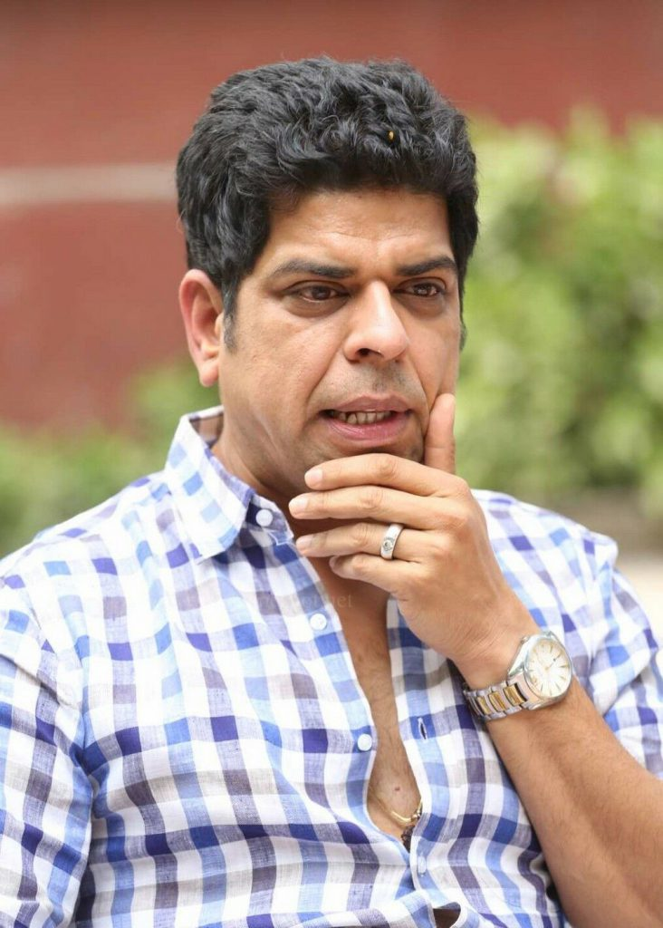 Murali sharma  in Vijetha