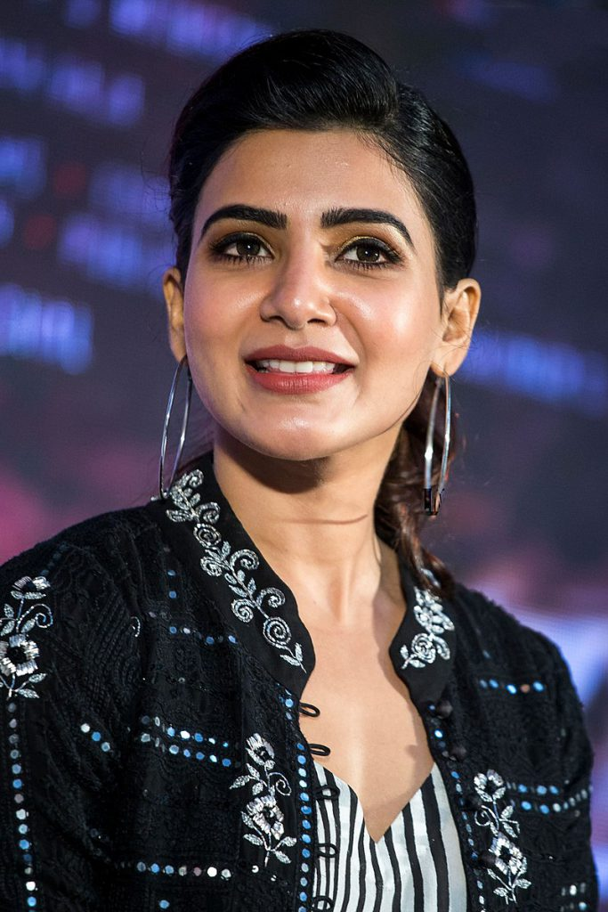 samantha in majili movie
