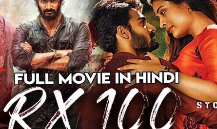 Rx 100 hindi dubbed movie