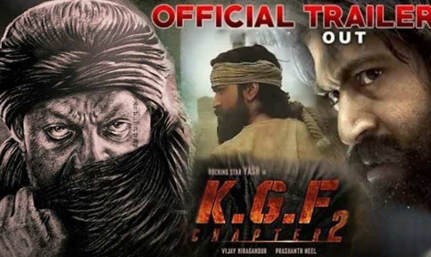 KGF Chapter 2 Upcoming  Hindi Dubbed Full Movie|Kannada Movie