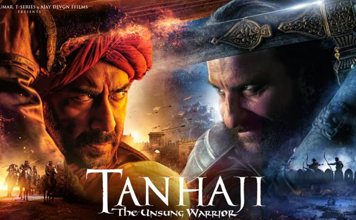 Tanhaji Hindi Movie | Ajay Devgan| Movie Review