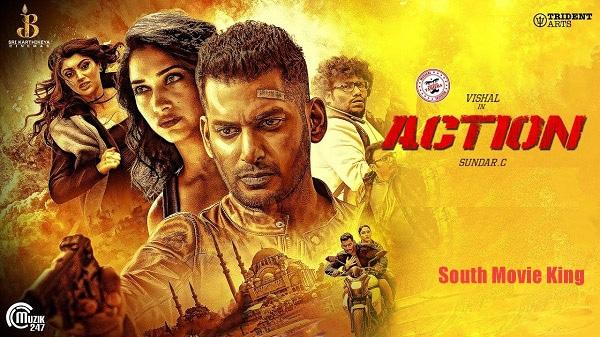 Action Tamil Full Movie | Action Dubbing updates