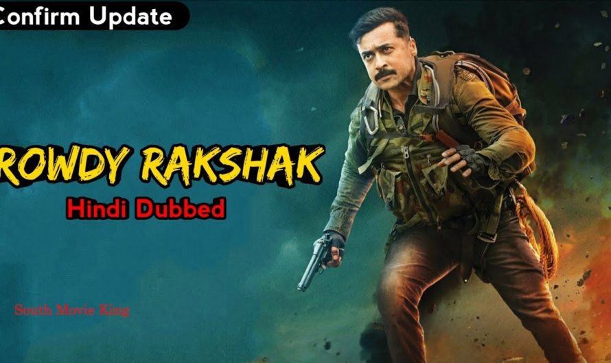 Rowdy Rakshak Hindi Dubbed Movie | Kaappan Movie