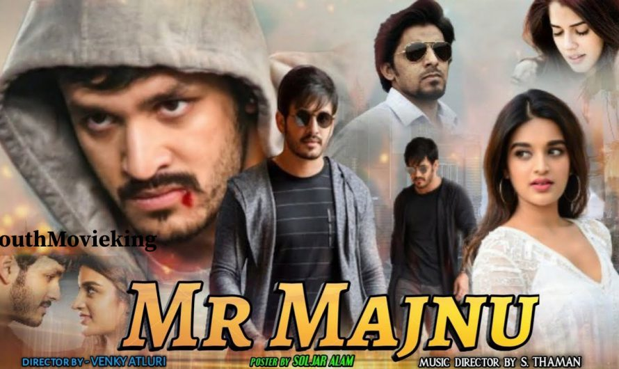 Mr Majnu Hindi Dubbed Full Movie