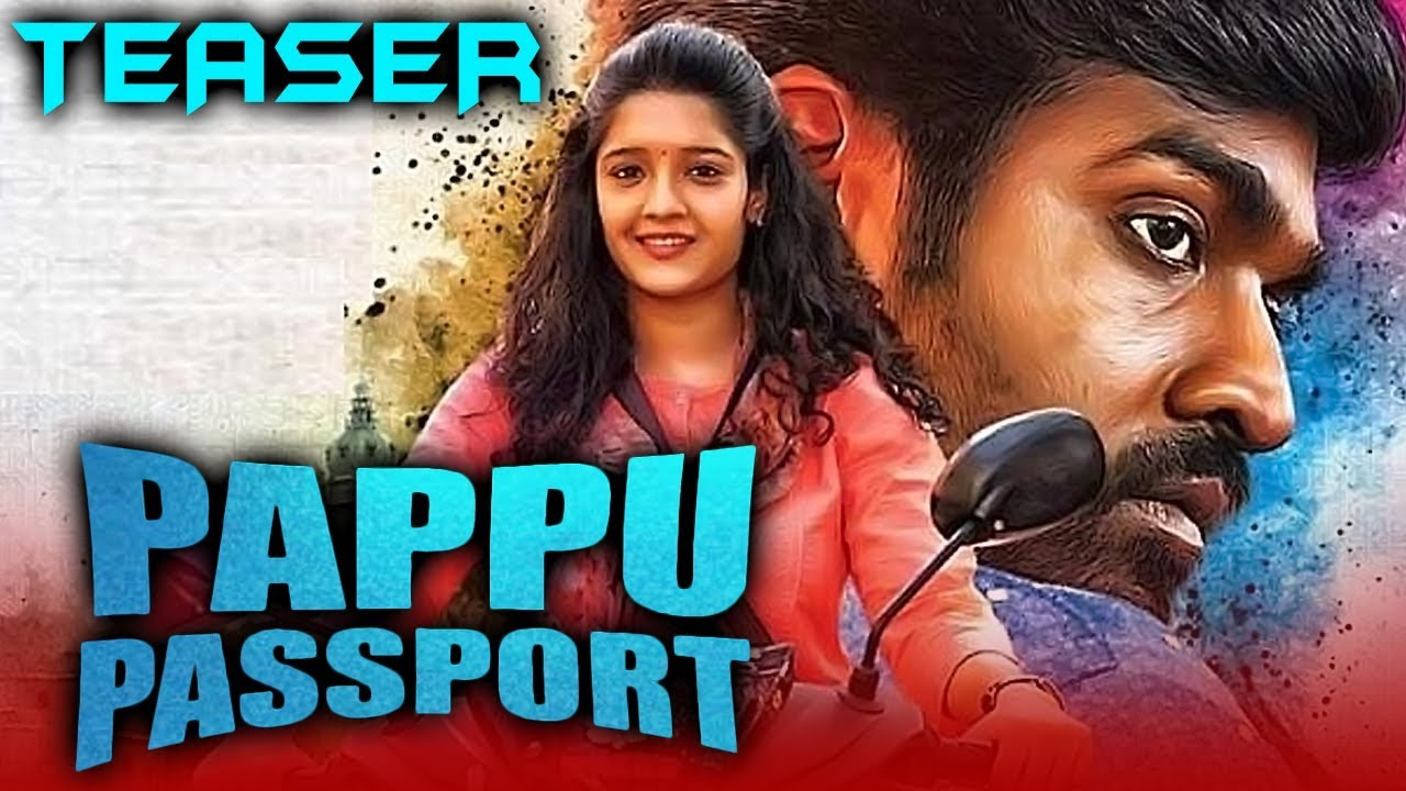 Aadavan Kattalai Hindi dubbed Movie|Pappu Passport
