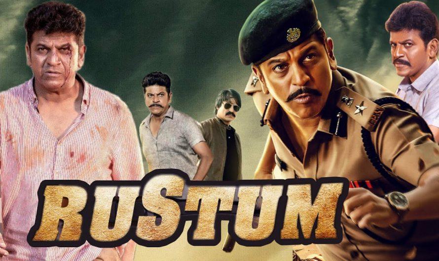 Rustum Hindi Dubbed Movie| Rustum in Hindi