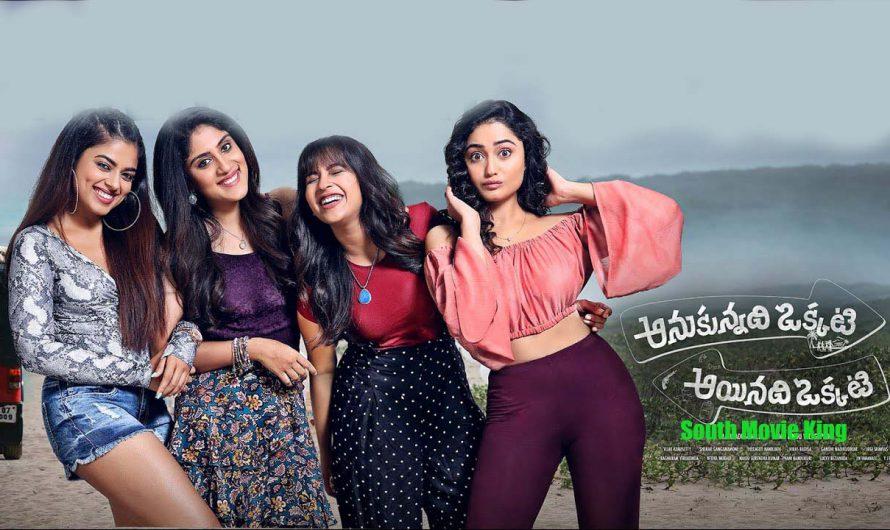Anukunnadi Okkati Ayyindhi Okati Telugu Movie