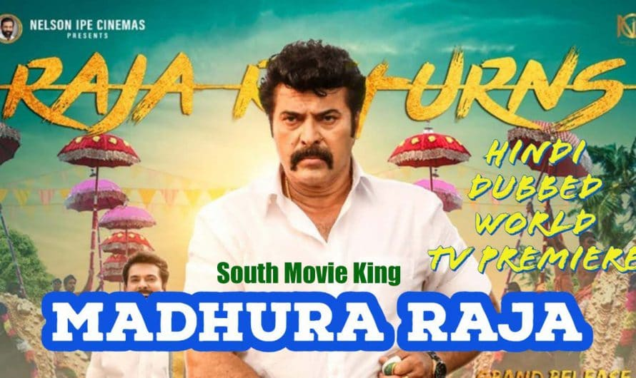 Madhura Raja Hindi Dubbed Movie